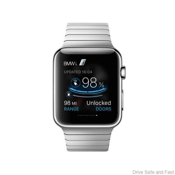 BMW Apple Watch i3 i8 (3)