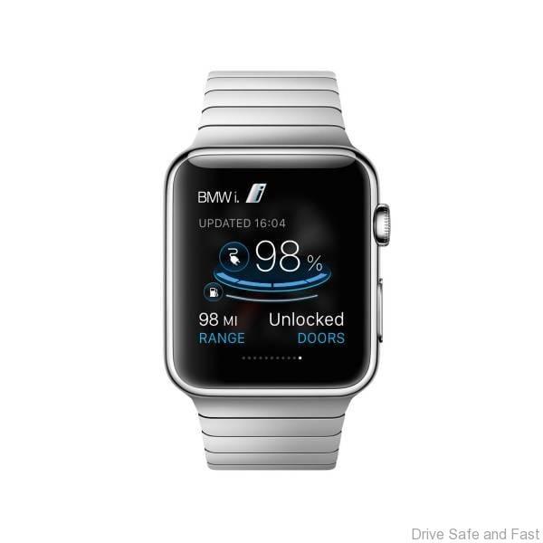 BMW Apple Watch i3 i8 (3)