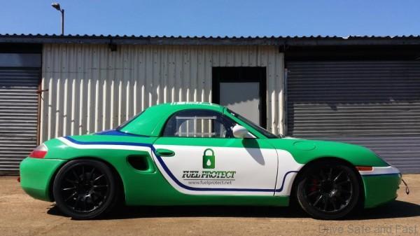 Fuel Protect Is Title Sponsor For Porsche1