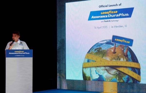 Goodyear Assurance Duraplus Launch Picture 1