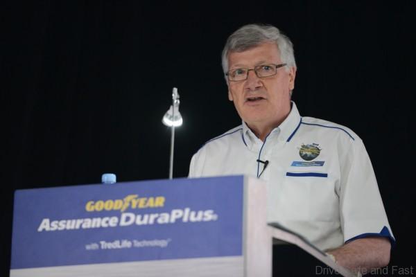 Goodyear Assurance Duraplus Launch Picture 3