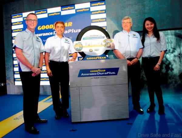Goodyear Assurance Duraplus Launch Picture 5
