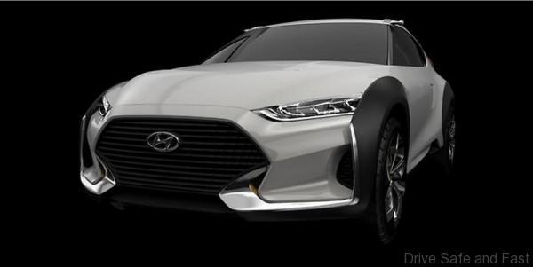 Hyundai Enduro - lifestyle urban crossover utility vehicle