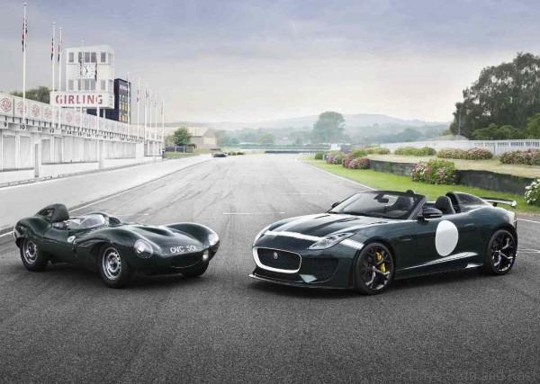 Jaguar F-Type Project 7_The original and the latest intepretation_2