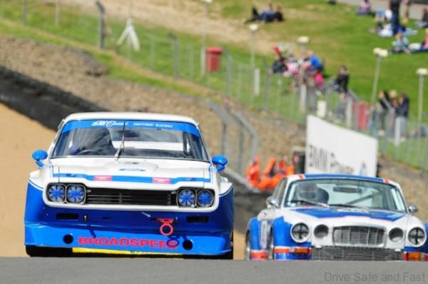 Masters Historic 2015, Brand Hatch