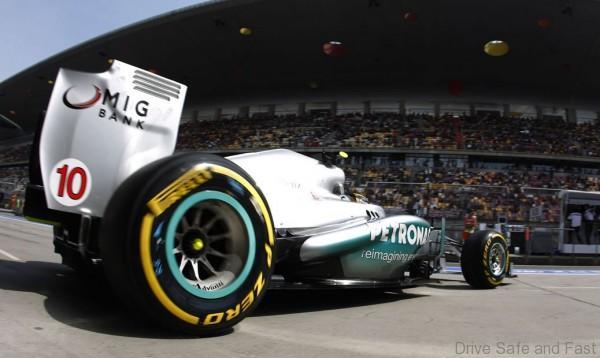 Mercedes-AMG-Petronas-F1