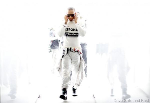Mercedes-AMG-Petronas-F12