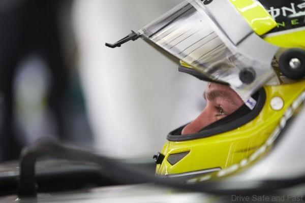 Mercedes-AMG-Petronas-F13