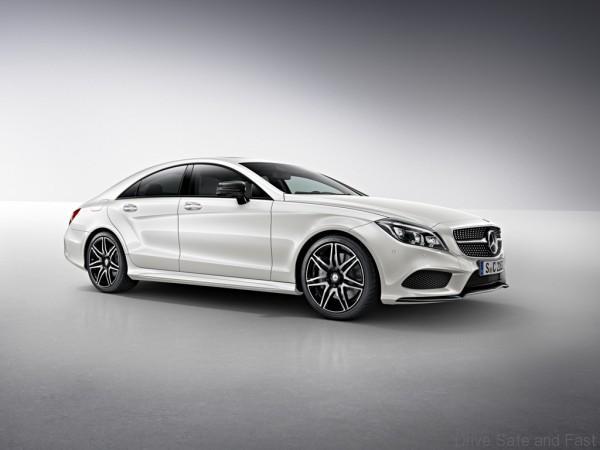 Mercedes-Benz CLS Class (1)