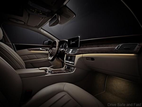 Mercedes-Benz CLS Class (12)