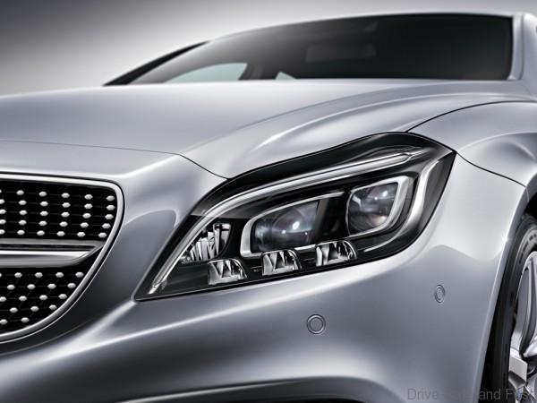 Mercedes-Benz CLS Class (15)