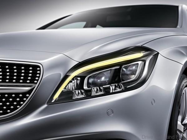 Mercedes-Benz CLS Class (16)