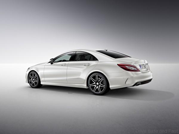 Mercedes-Benz CLS Class (2)
