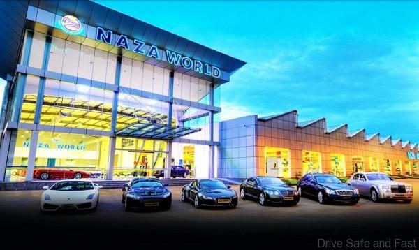 NAZA World Automall