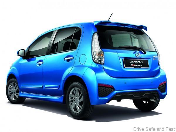 Perodua Myvi 1.5_3_4_BACK RIGHT
