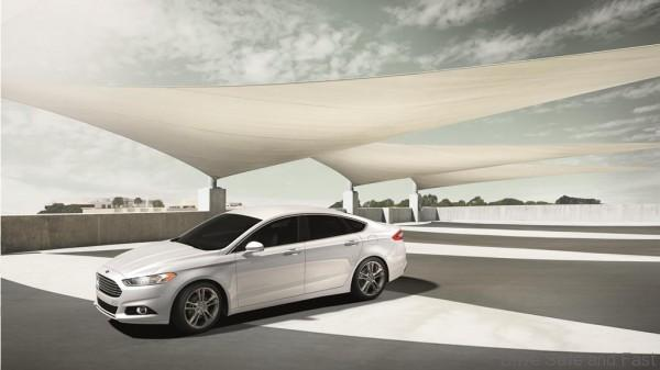 Photo 2 - Mondeo Side View (2)