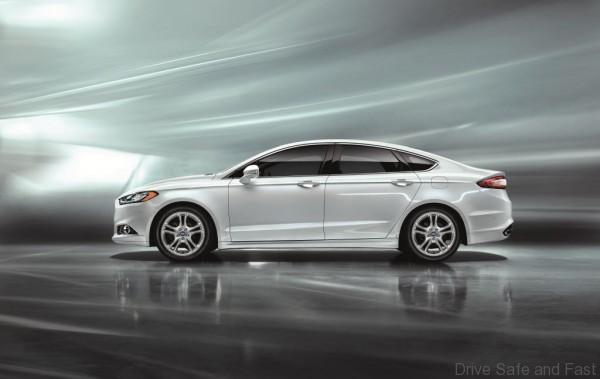 Photo 3 - Mondeo Side View