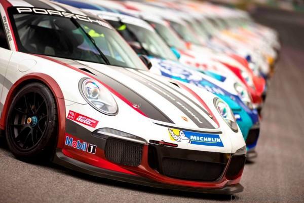 Porsche Carrera Cup Asia 2015. Pre Season Testing. Sepang, Malaysia. 6th - 8th March 2015. Photo: Drew Gibson.