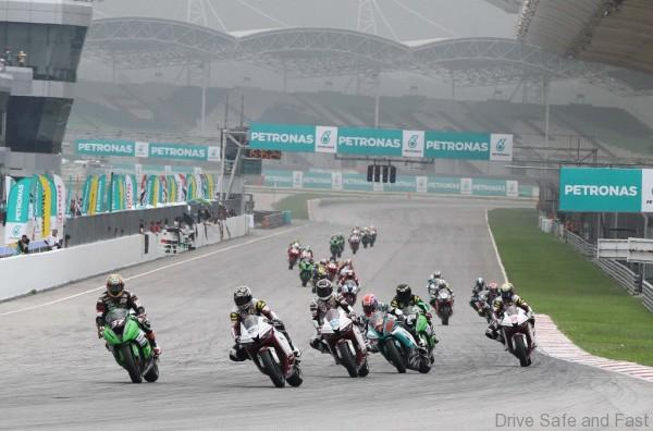 Sepang to host 2015 ARRC April 1-3