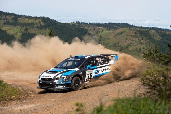 Subaru WRX STi David Higgins Rally USA (4)