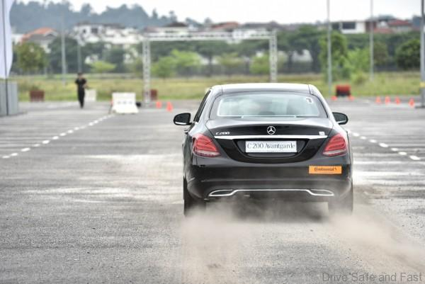 The New C-Class Driving Experience (15)