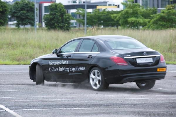 The New C-Class Driving Experience (4)