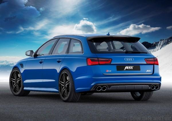 2015 ABT Audi S6 Avant