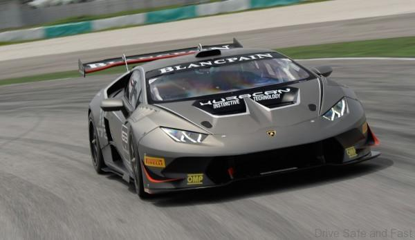 lamborghini blancpain super trofeo europe at paul ricard with 47 cars on grid drive safe and fast. Black Bedroom Furniture Sets. Home Design Ideas