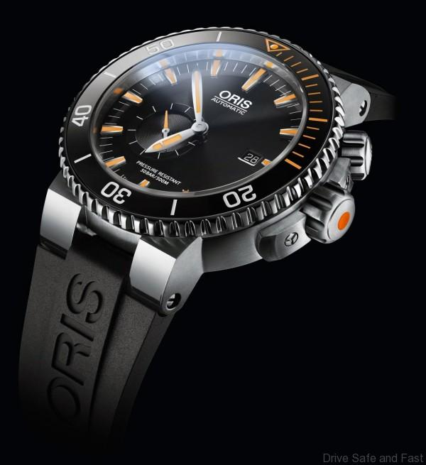 Oris Carlos Coste Limited Edition IV -2