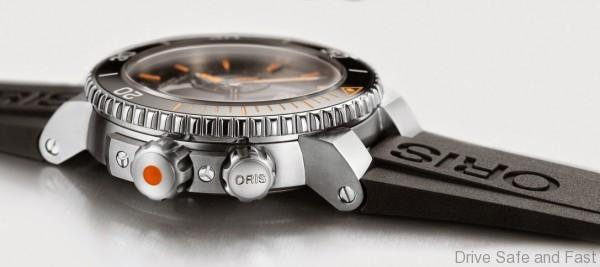 Oris Carlos Coste Limited Edition IV -3