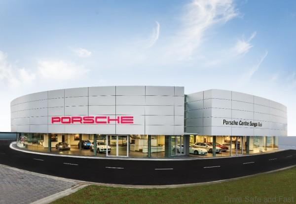 Porsche Centre Sungai Besi