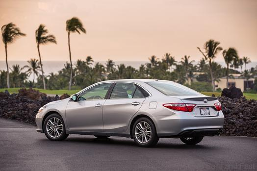 Toyota Camry US