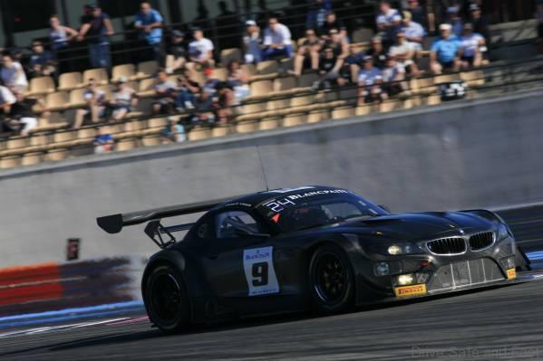 BMW Z4 GT3 Spengler Zanardi Glock Spa Race (4)