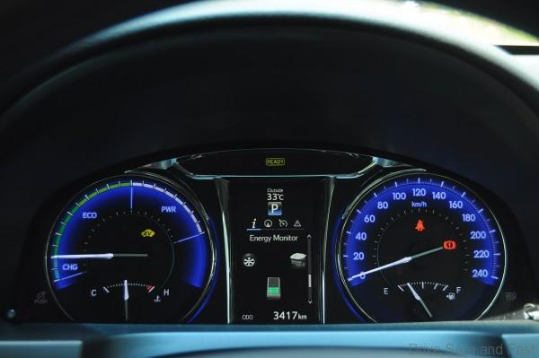 Camry Hybrid 5