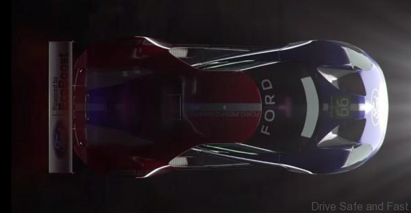 Ford GT Le Mans 2