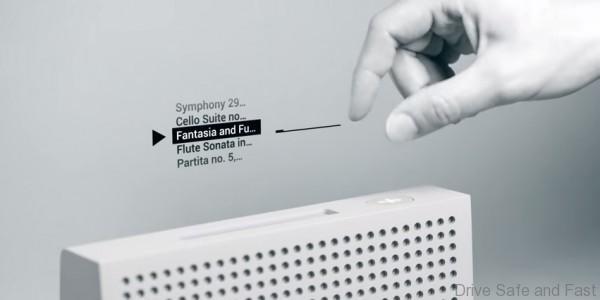 Google Soli Gesture Control