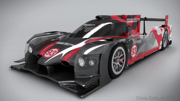 The HPD ARX-04b will debut in 2015. The coupe design will be eligible for IMSA, WEC, ELMS and Asian Le Mans Series competition.