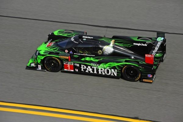 The HPD ARX-04b, driven by veteran Indy car race winner Justin Wilson, will compete in the Unlimited category in the upcoming 2015 Pikes Peak International Hill Climb