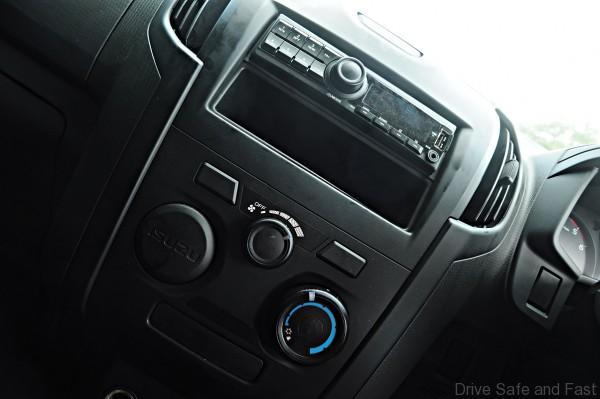 Isuzu D-Max Single Cab 5