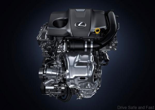 Lexus Turbo 2.0 IS 200t NX 200t