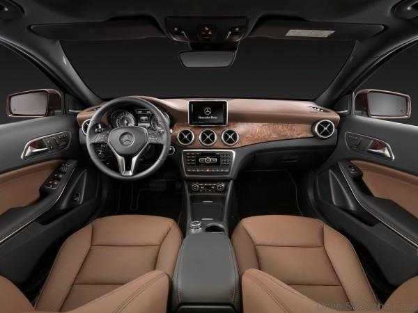 Mercedes-Benz GLA 220 CDI 4MATIC (X 156) 2013