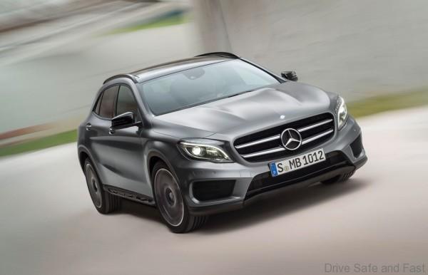 Mercedes GLA6