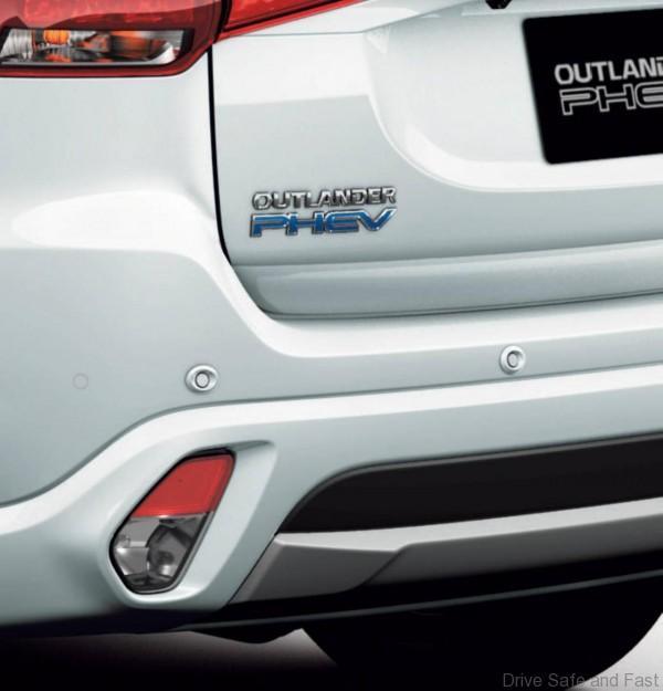 Mitsubishi Outlander PHEV - 6