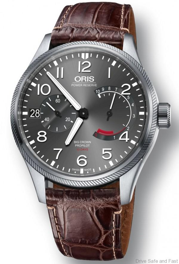 01 111 7711 4163-07 1 22 72FC - Oris Big Crown ProPilot Calibre 111