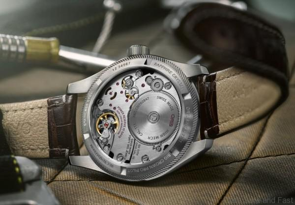 Oris Big Crown ProPilot Calibre 111 caseback