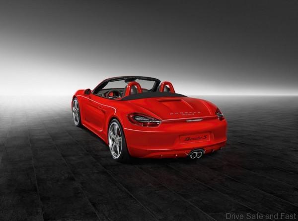 Porsche Boxster S 5