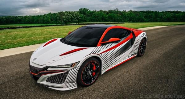 Next-Generation NSX to serve as pace car for 93rd Pikes Peak International Hill Climb