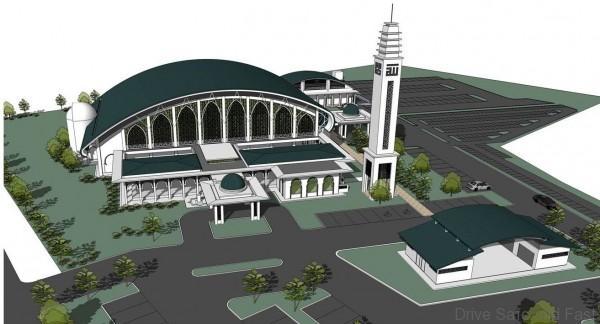 perodua Masjid 1