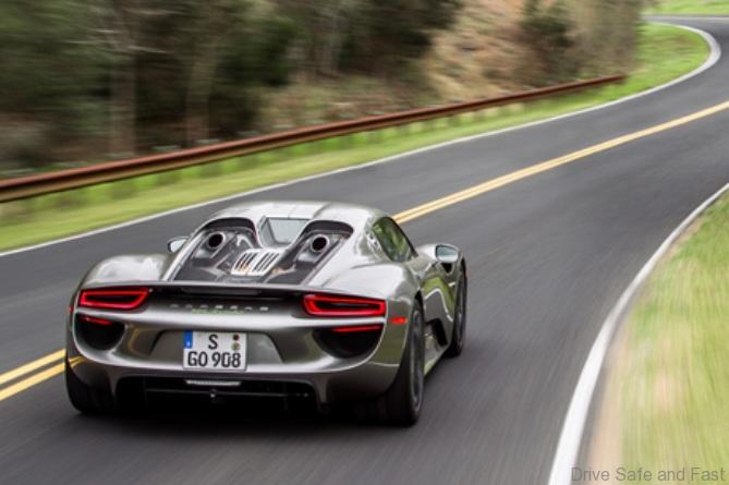 porsche 918 spyder reaches its limited edition volume of 918 units drive sa. Black Bedroom Furniture Sets. Home Design Ideas