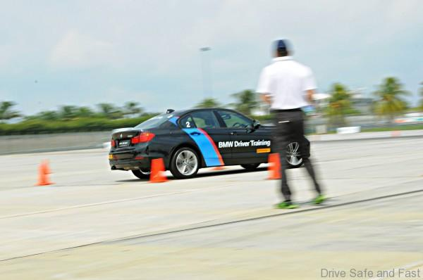 BMW intensive Driver Training